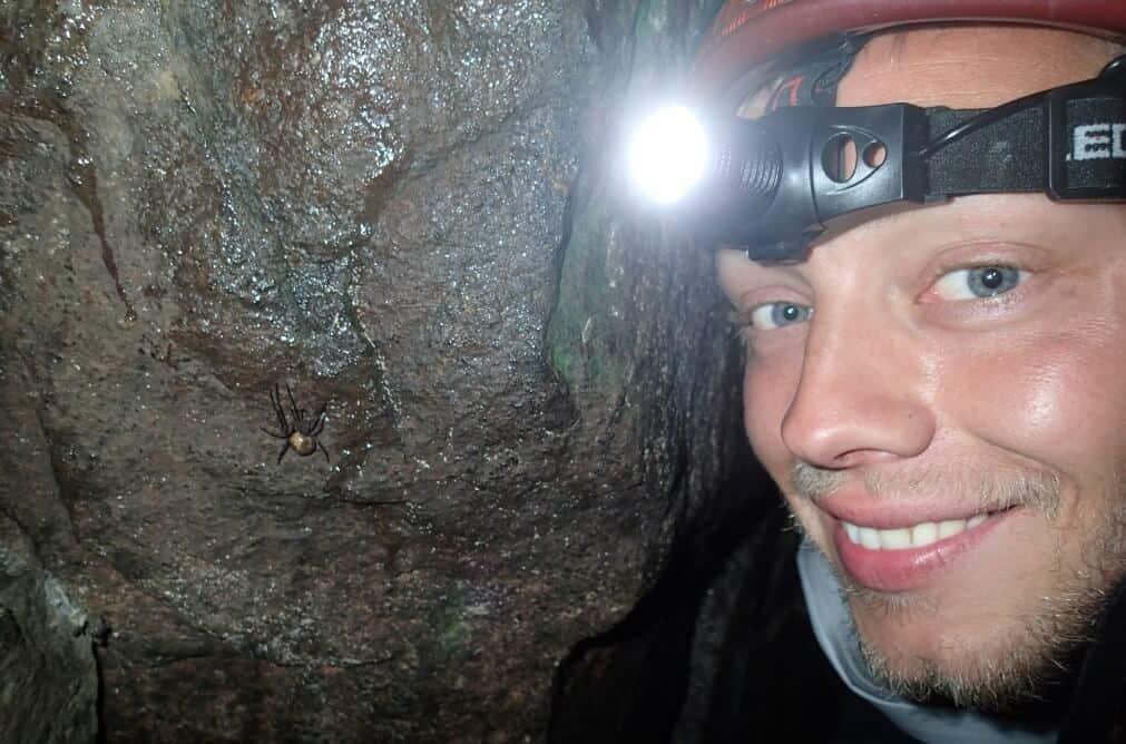 Ederkop og huleudforskning