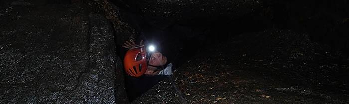 Brug din weekend på huleudforskning